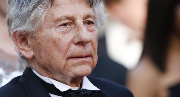 epa05993765 Polish-French director Roman Polanski arrive for the screening of 'D'apres Une Histoire Vraie' (Based on a True Story) during the 70th annual Cannes Film Festival, in Cannes, France, 27 May 2017. The movie is presented out of competition at the festival which runs from 17 to 28 May.  EPA/JULIEN WARNAND